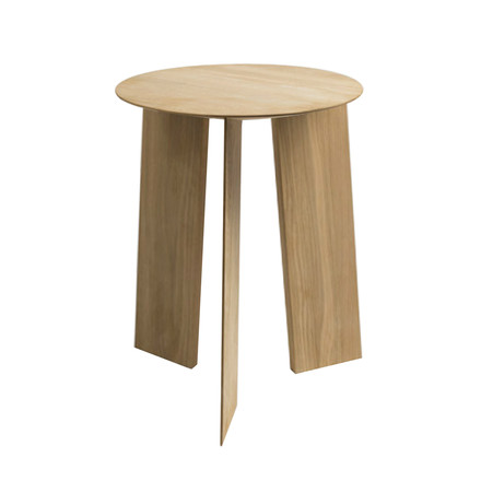 Hay - Elephant Table, oak, Ø 34 cm