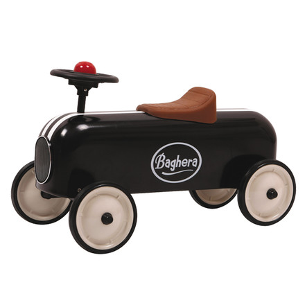 Racer Ride-on by Baghera in black