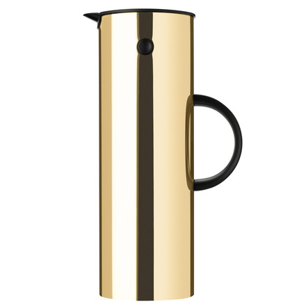 Stelton - Insulated flask EM 77, 1 l, brass