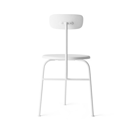 Menu - Afteroom Chair, white - back side