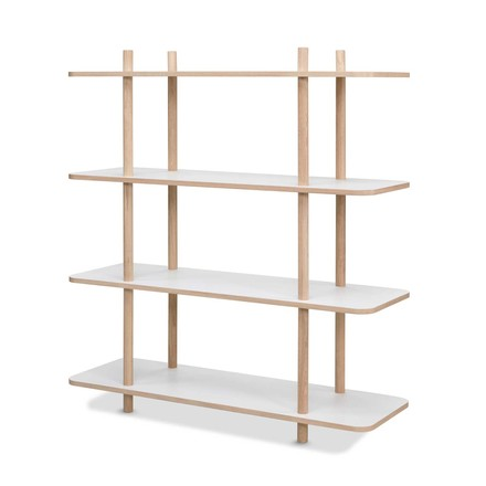 Skagerak - DO Shelf, 4 compartments, single image