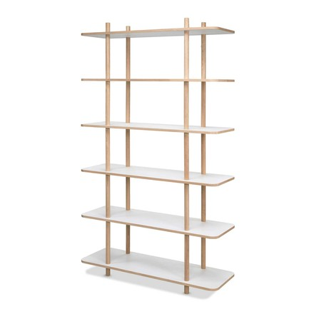 Skagerak - DO Shelf, 6 compartments, single image