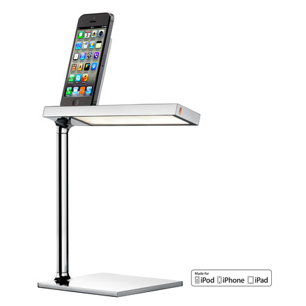 Flos - D'E Light Table Lamp Chromo iPhone 5