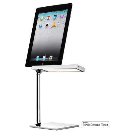 Flos - D'E Light Table Lamp Chromo iPad 2013