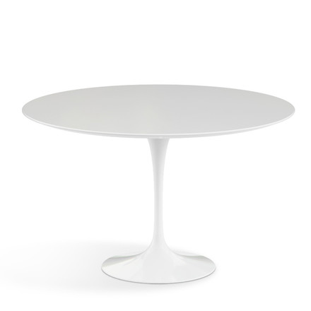 Knoll - Saarinen Tulip Dining Table, round