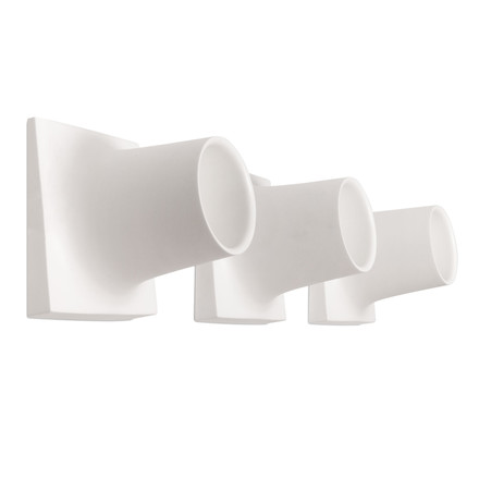 Materious - Cubby Wardrobe, Set of 3, white