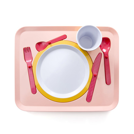 Royal VKB - Puzzle Dinner Tray, Girl