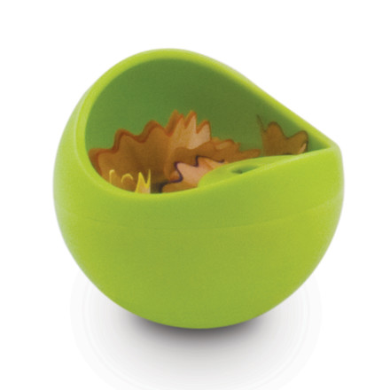 j-me - Orb Pencil Sharpener, green