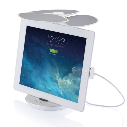 XD Design - Ginkgo Solar-Charger - with iPad