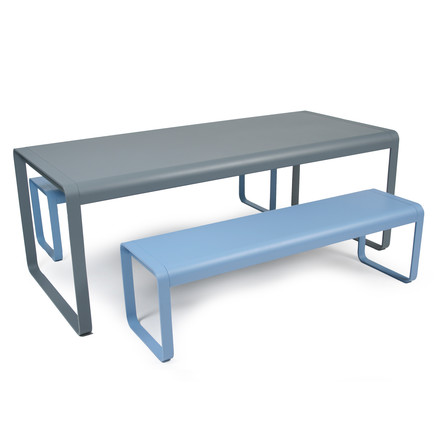 Fermob - Bellevie Table and Bench