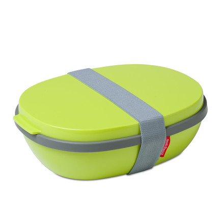 Rosti Mepal - Lunchbox To Go Elipse, lime