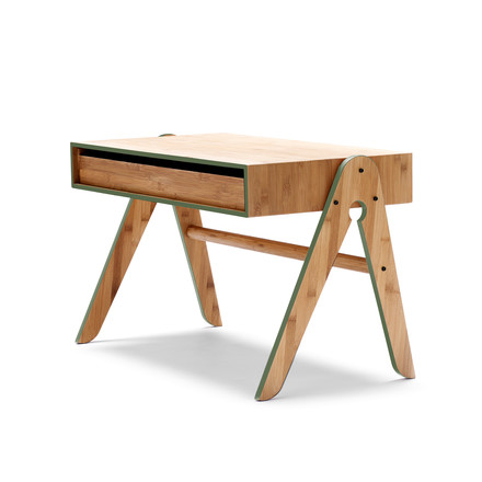 We do wood - Geo's Table, green
