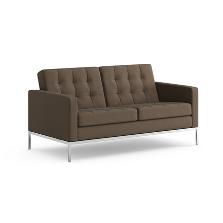 Knoll - Florence Sofa 2-seats - fabric Haze