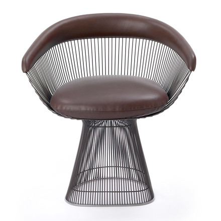Knoll - Platner Armchair, front