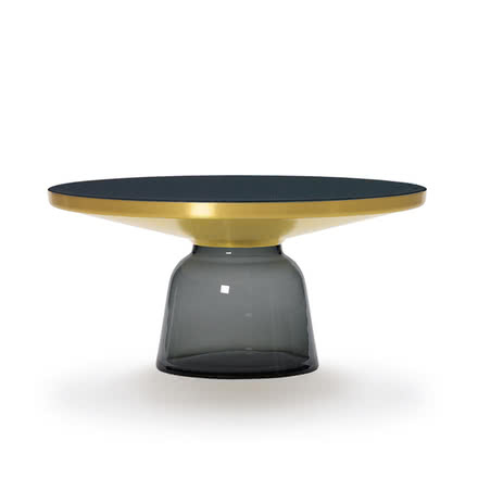 ClassiCon - Bell coffee table, quartz grey