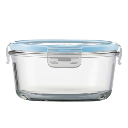 Jenaer Glas - Cucina Glass-Casserole With Lid, 1000 ml, round