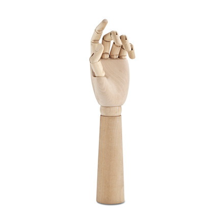 Hay - Wooden Hand Forearm, Medium