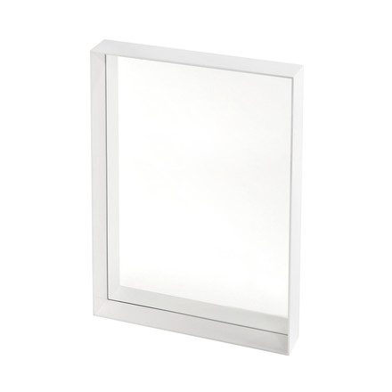 Kartell - Only Me Mirror, 50 x 70 cm, white
