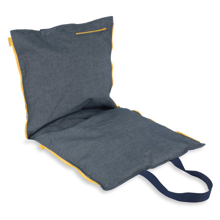 Hhooboz - Pillowbag, 100 x 50 cm, blue