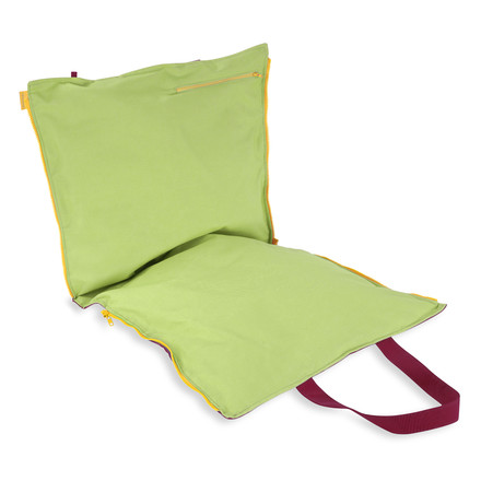 Hhooboz - Pillowbag, 100 x 50 cm, green