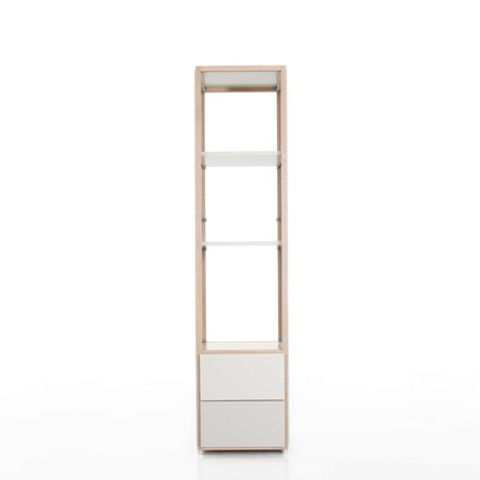 Flötotto - ADD Shelving Tower, 2 drawers - example