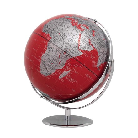 emform - Juri Globe, red