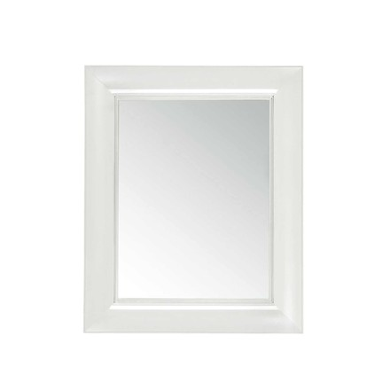 Kartell - François Ghost Mirror, small, transparent - front