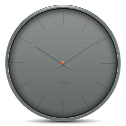 Leff amsterdam - Tone35 Wall clock, grey