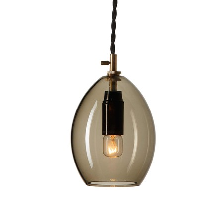 The Unika Pendant Lamp by northernlighting in small, grey