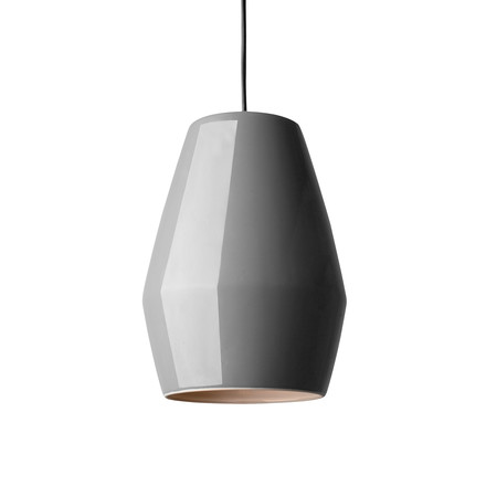Bell Pendant Lamp by northernlighting in grey