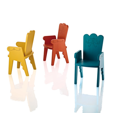 Magis Me Too - Reiet Chair for Children