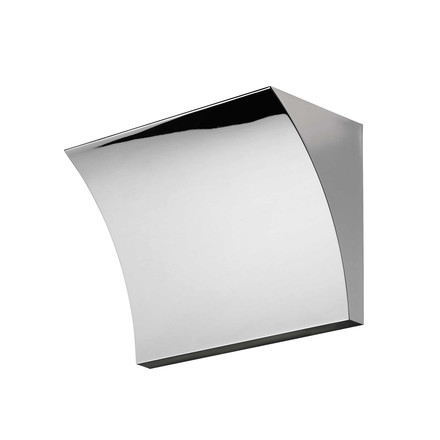 Flos - Pochette Wall Lamp, chrome-plated