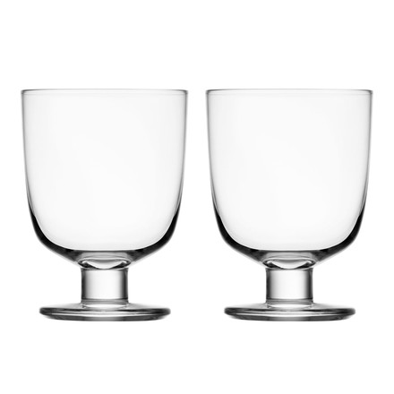 Iittala - Lempi Glass 34 cl, clear (Set of 2)