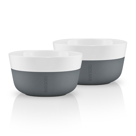 Eva Solo - Bowl 30 cl (set of 2), grey