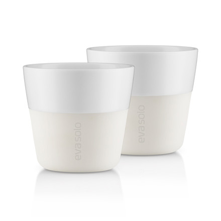 Eva Solo - Caffé Lungo-Cup (Set of 2), white - single image