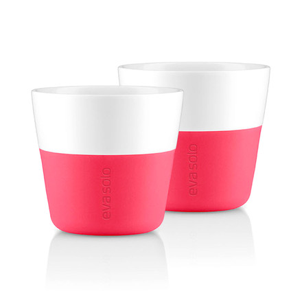 Eva Solo - Caffé Lungo-Cup (Set of 2), flashy pink - single image