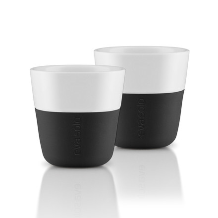 Eva Solo - Espresso-Cup (Set of 2), black - single image
