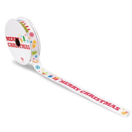 "Donkey Products - Ribbon ""Merry Christmas"""