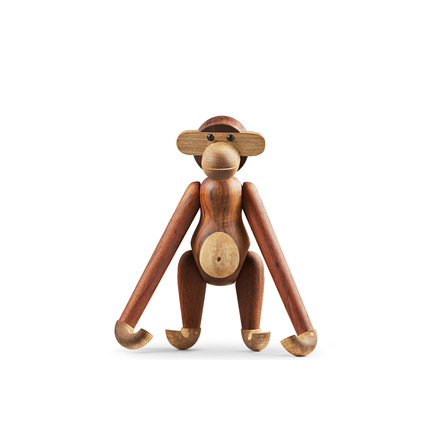 Kay Bojesen wooden ape, small, 26,5 cm - single image