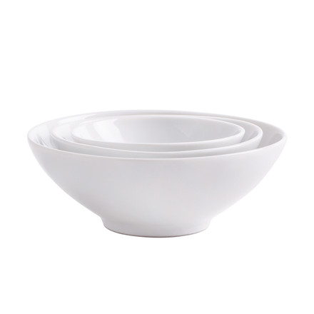 Kahla - Magic Grip Bowl Set, 3 pieces, white