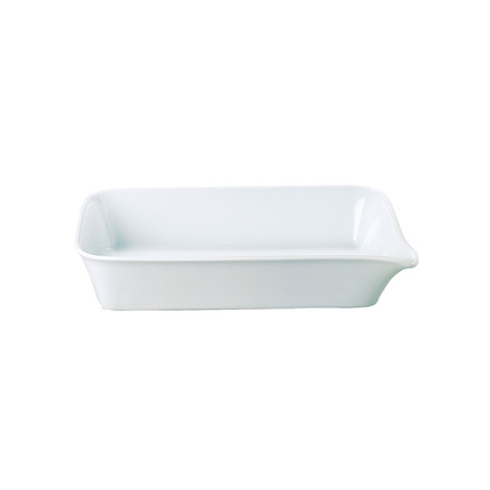 Kahla - Magic Grip Midi Baking Dish, white