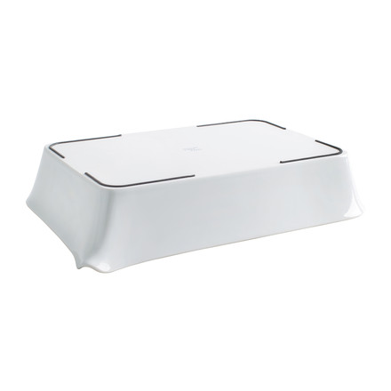 Kahla - Magic Grip Baking Dish, white