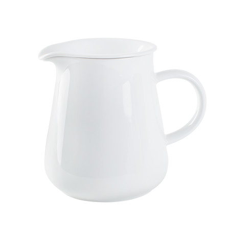Kahla - Magic Grip Large Jug with Lid / Dip Bowl, white