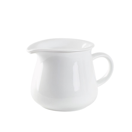Kahla - Magic Grip Midi Jug with Lid / Dip Bowl, white