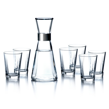 Rosendahl - Grand Cru Decanter + 6 Water Glasses