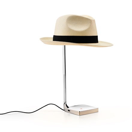 Flos - Chapo Table Lamp 02, turned on