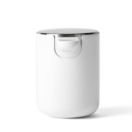 Menu - Norm Bath soap dispenser, white