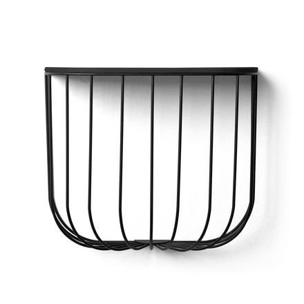 Menu - FUWL Cage Shelf, black