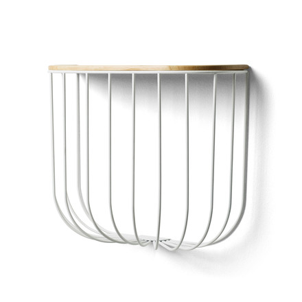 Menu - FUWL Cage Shelf, white