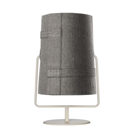 Diesel Living - Fork Maxi Table Lamp, ivory / grey